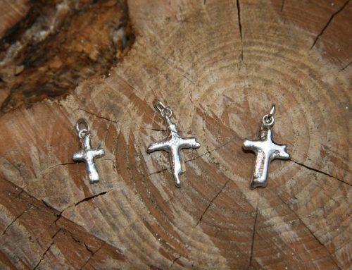 Zilveren kruisjes